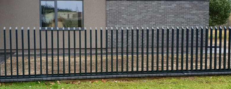 Kaip pasirinkti tvorą? Strypinė tvora