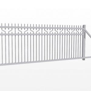 """Stumdomi vartai """"VIRGO"""""""