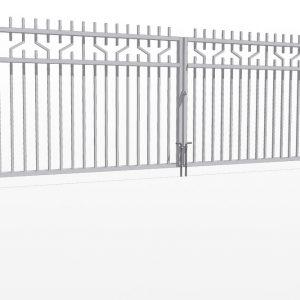 """Varstomi vartai """"VIRGO"""""""